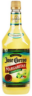 Jose Cuervo Margaritas Authentic Classic Lime 750ml
